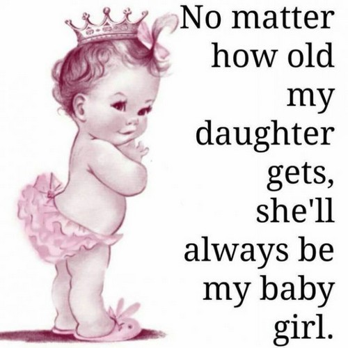 45+ Baby Girl Quotes | WishesGreeting