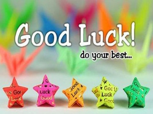 30 Good Luck Wishes And Messages Wishesgreeting