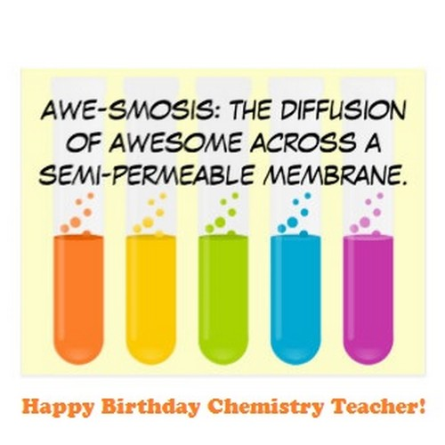 30 Happy Birthday Wishes For Chemistry Teacher | WishesGreeting