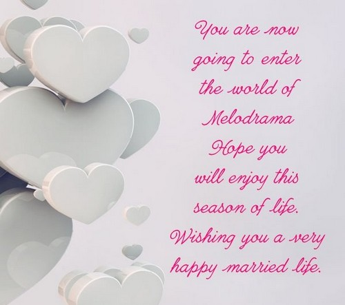 Wedding Wishes And Happy Married Life Messages True Love Words