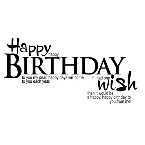Happy Birthday Crazy Girl Wishes | WishesGreeting