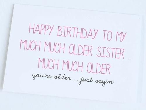 Enjoyable Happy Birthday Crazy Sister Wishes Wishesgreeting Personalised Birthday Cards Paralily Jamesorg