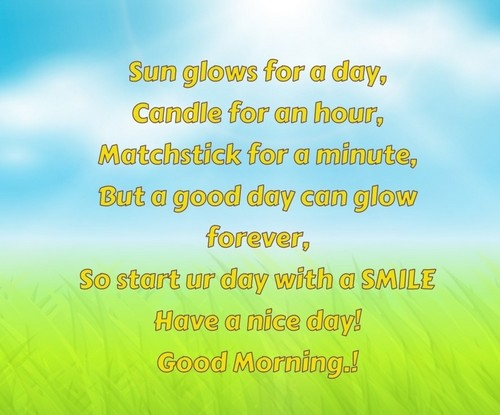 60 Have A Nice Day Quotes WishesGreeting Delectable Good Day Quotes