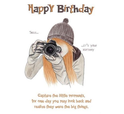 Top 30 Happy Birthday Photographer Quotes Wishesgreeting