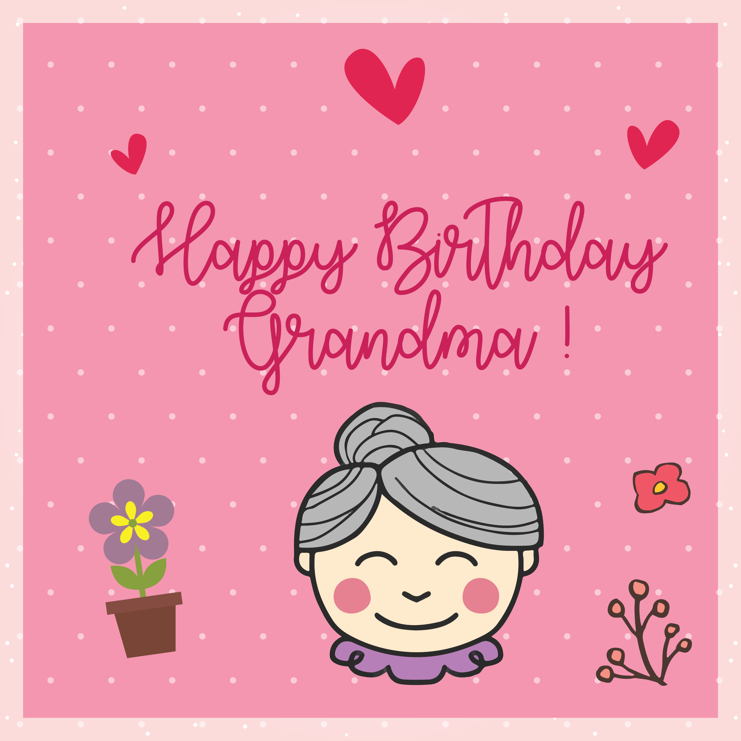 200 happy birthday wishes quotes with funny cute images happy birthday wishes grandma3 kristyandbryce Image collections