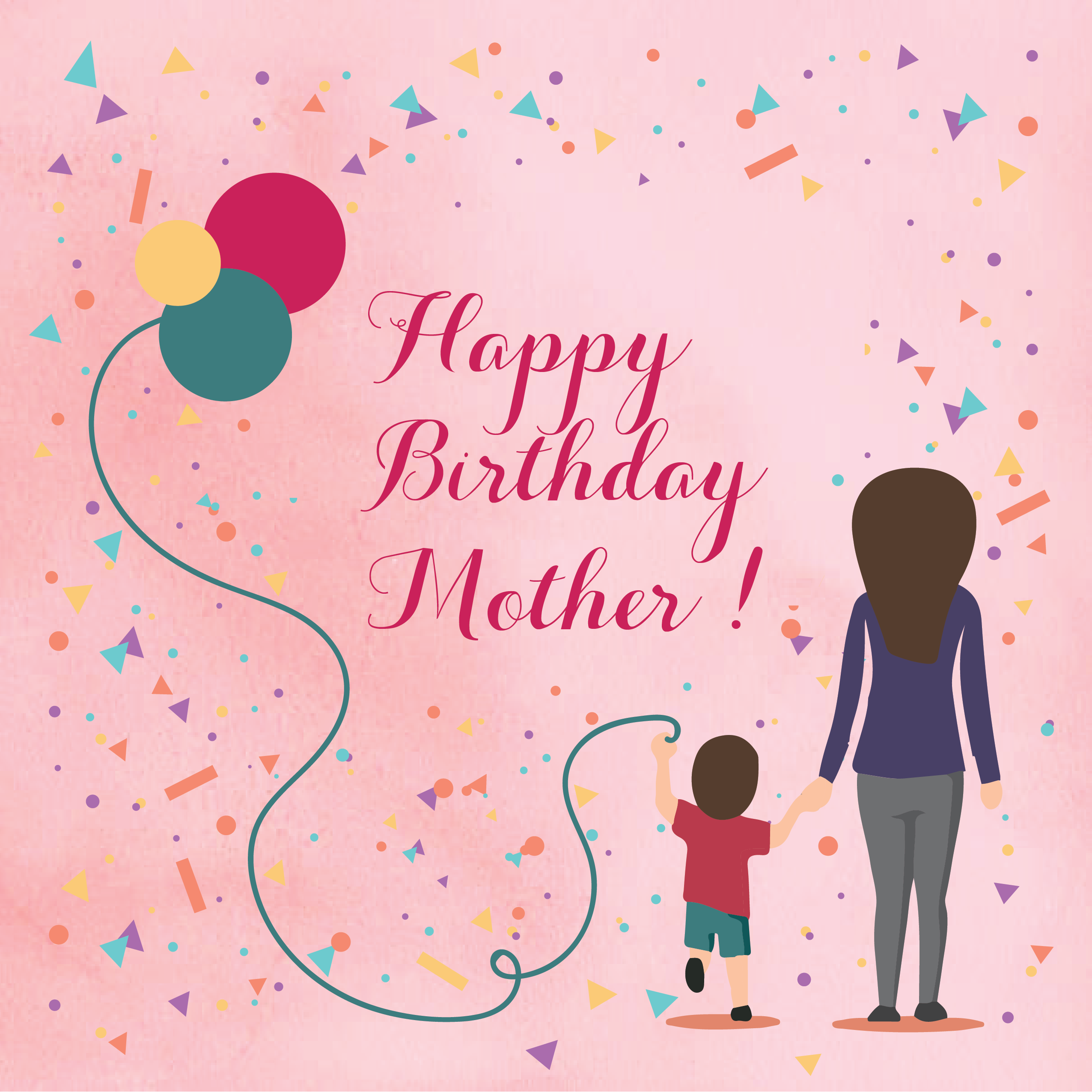 Happy Birthday Wishes Mother