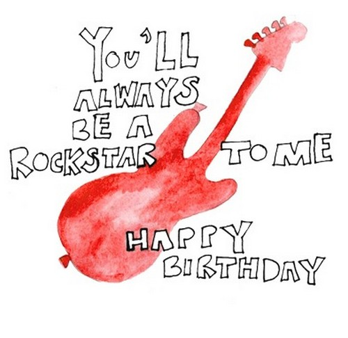 Birthday Wishes For A Rockstar6