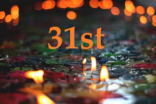 Happy 31st Birthday Wishes | WishesGreeting