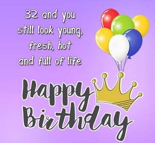 happy_32nd_birthday_wishes3