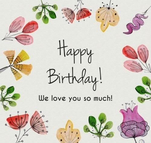 Cute Happy 42nd Birthday Images