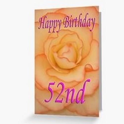 happy_52nd_birthday_wishes7